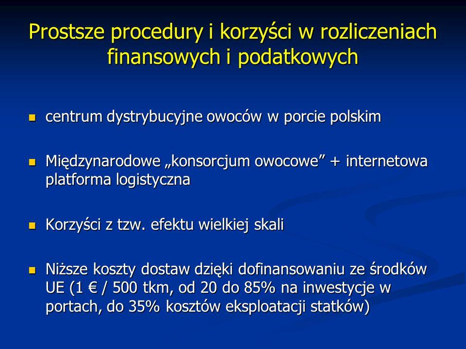 Prostsze procedury i korzyści w rozliczeniach finansowych i podatkowych