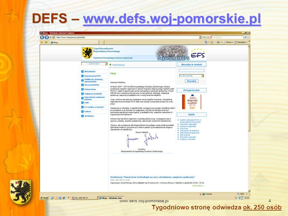 DEFS – www.defs.woj-pomorskie.pl