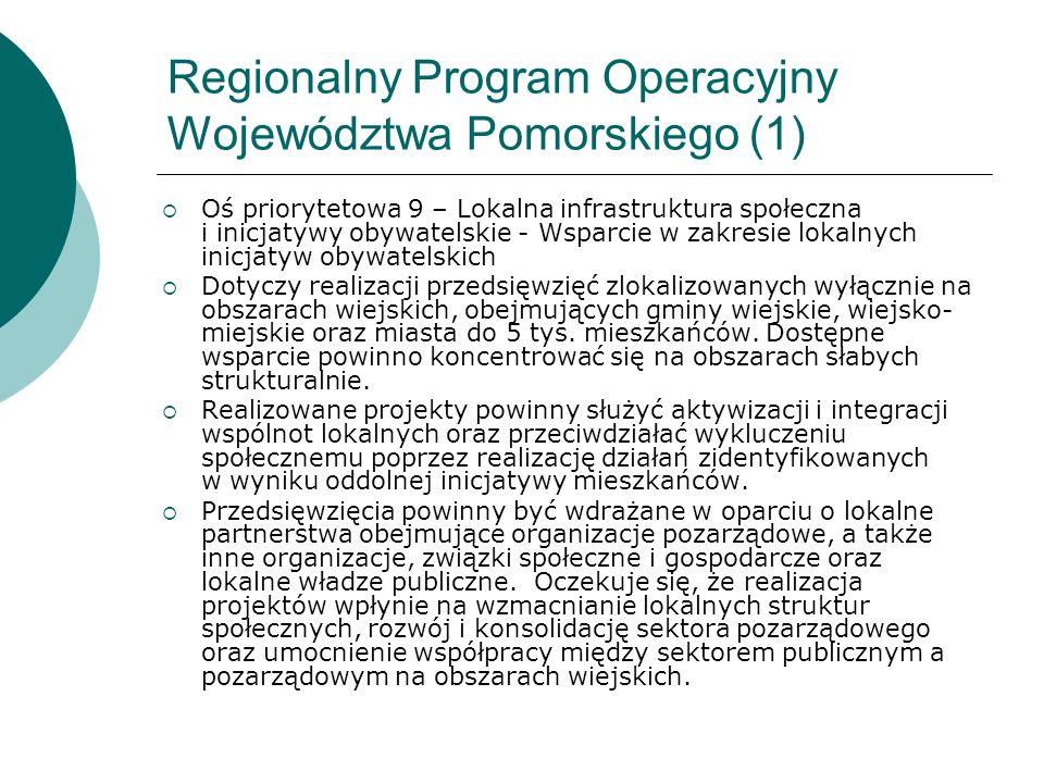 Regionalny Program Operacyjny Województwa Pomorskiego (1)