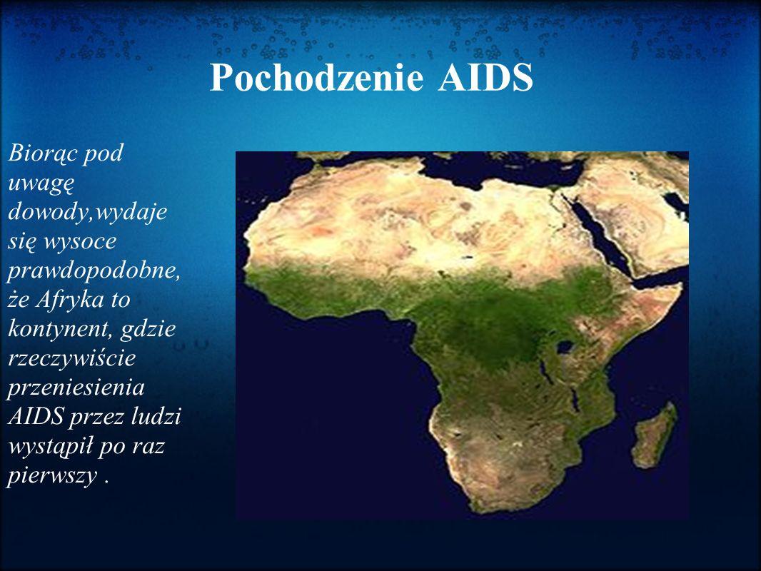 Pochodzenie AIDS