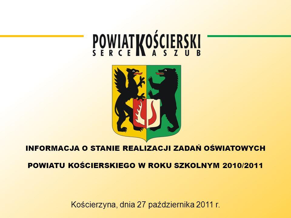 M Kościerzyna, dnia 27 października 2011 r.