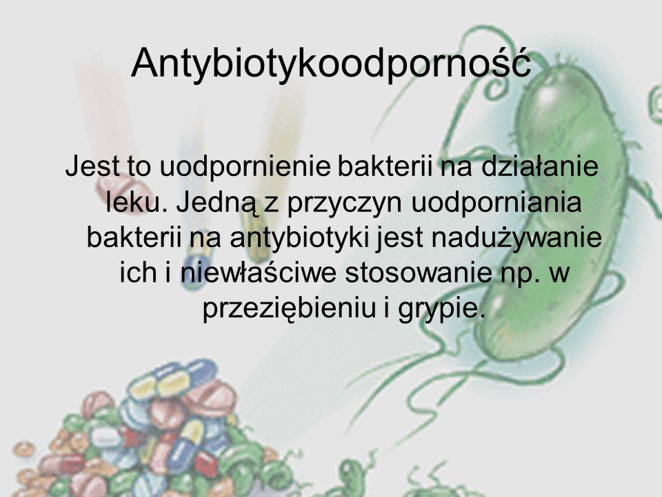 Antybiotykoodporność