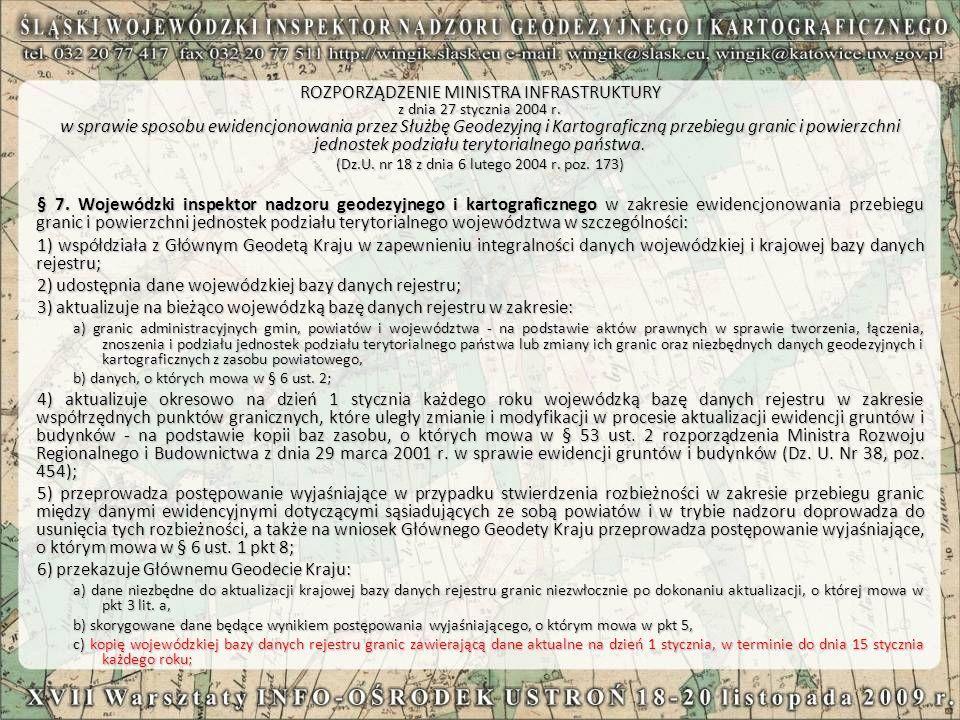 (Dz.U. nr 18 z dnia 6 lutego 2004 r. poz. 173)