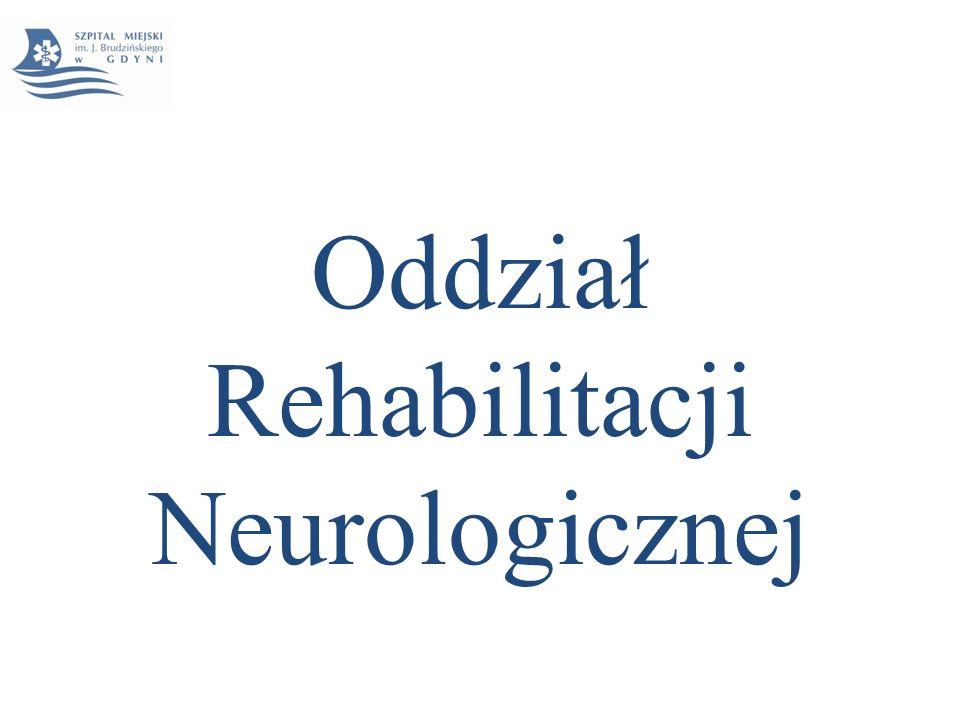 Oddział Rehabilitacji Neurologicznej