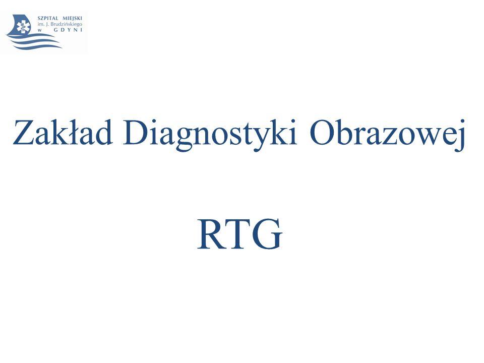 Zakład Diagnostyki Obrazowej RTG