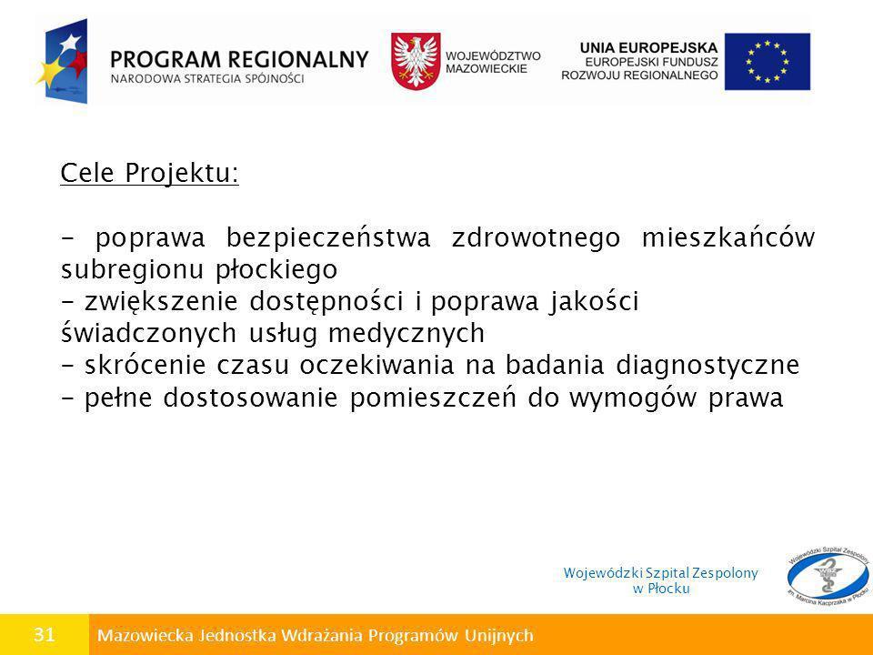 Wojewódzki Szpital Zespolony w Płocku