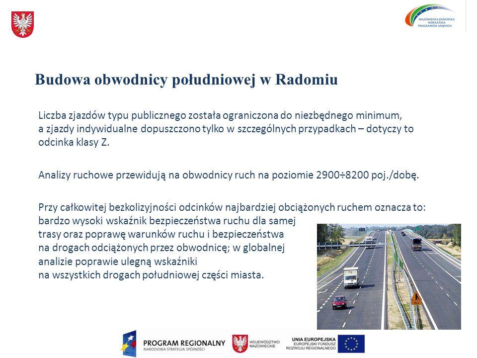 Budowa obwodnicy południowej w Radomiu
