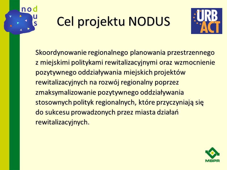 Cel projektu NODUS