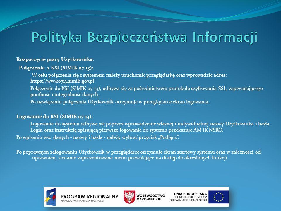 Polityka Bezpieczeństwa Informacji