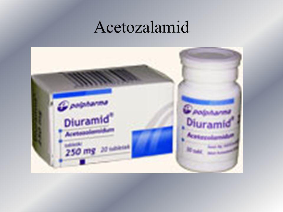 Acetozalamid
