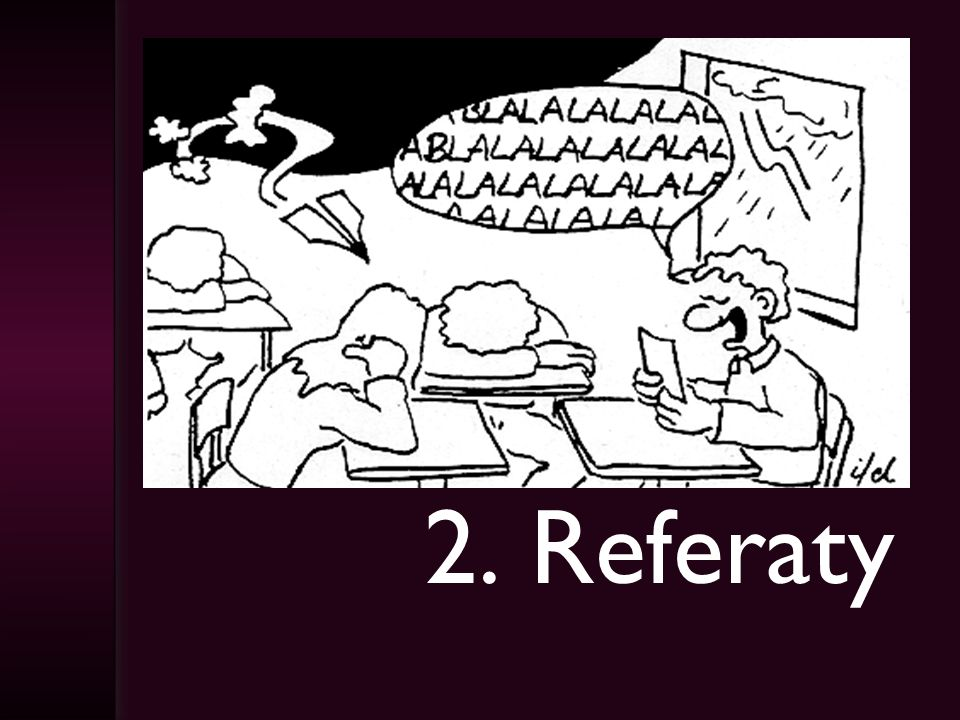 2. Referaty