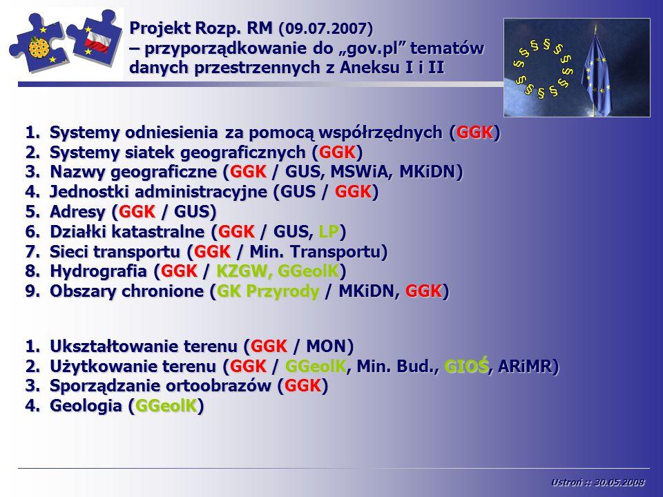 § § § § § § § § § § § § Projekt Rozp. RM (09.07.2007)