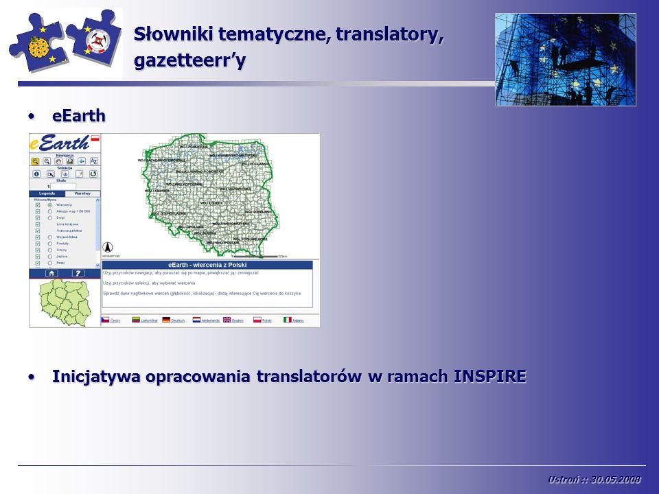 Słowniki tematyczne, translatory, gazetteerr'y