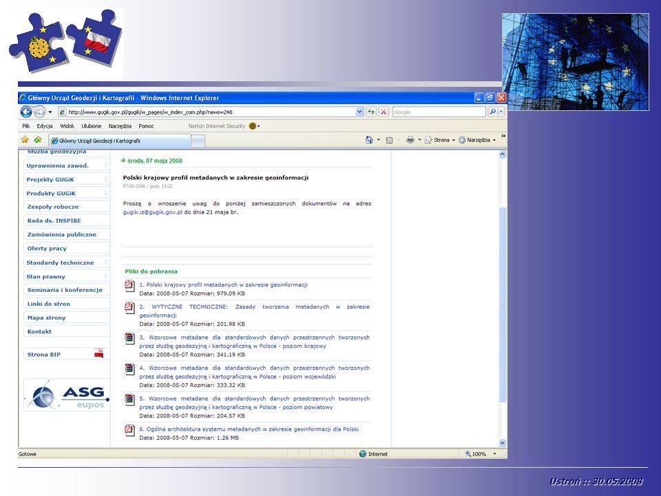 Agenda Ustroń :: 30.05.2008