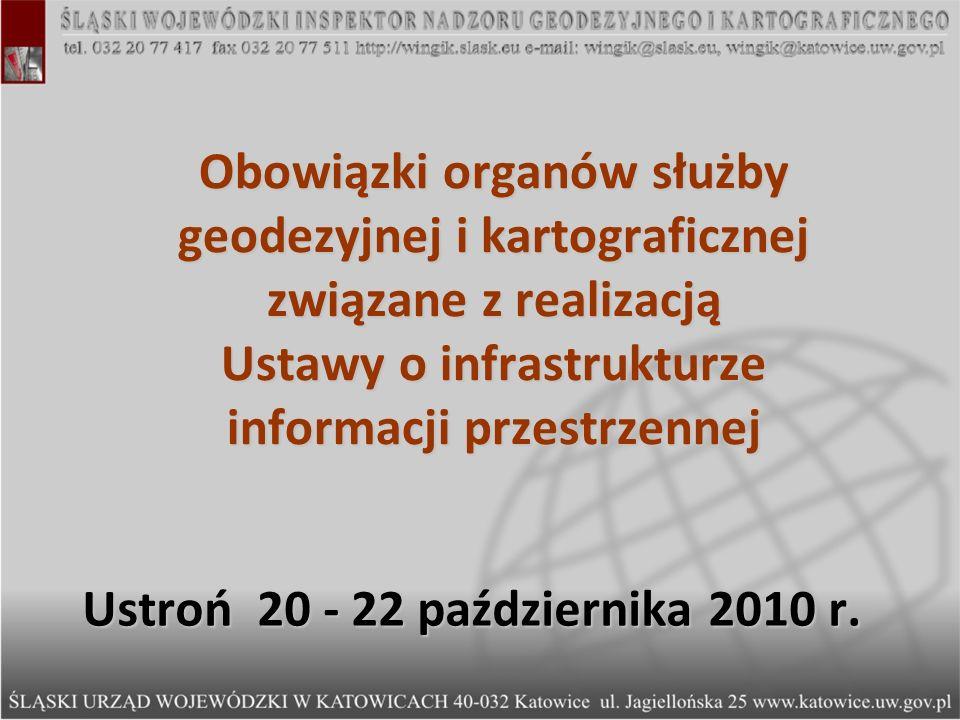 Ustroń 20 - 22 października 2010 r.