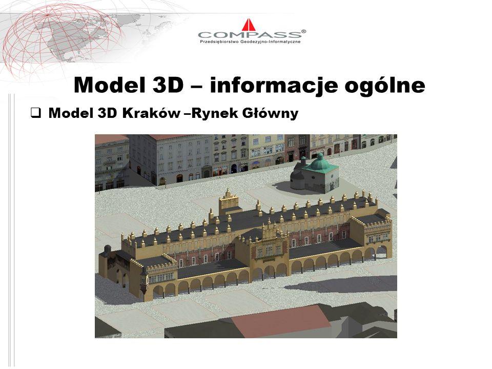 Model 3D – informacje ogólne