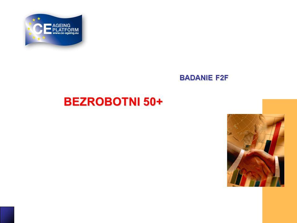 BADANIE F2F BEZROBOTNI 50+ 12