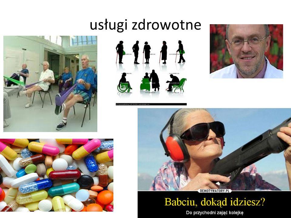 usługi zdrowotne