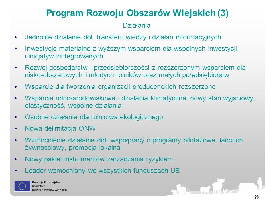 Program Rozwoju Obszarów Wiejskich (3)