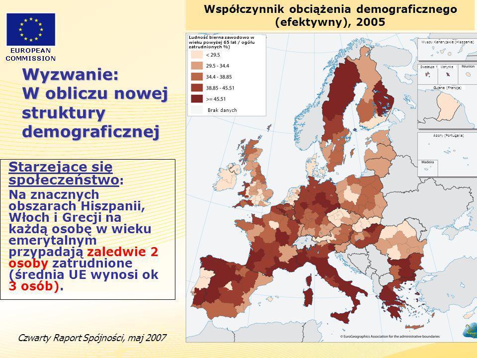 Wyzwanie: W obliczu nowej struktury demograficznej