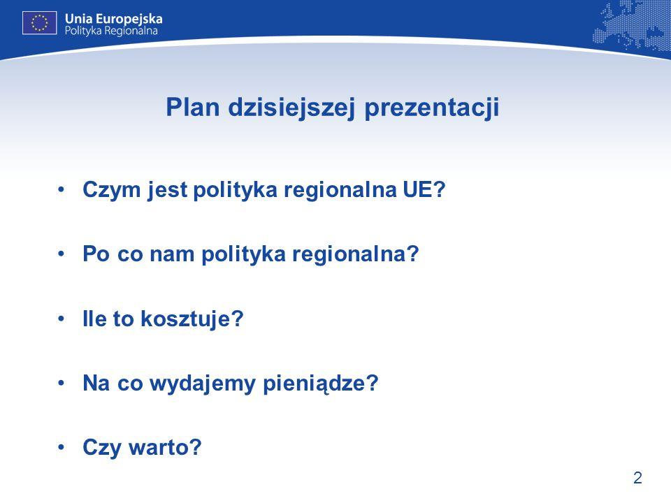 Plan dzisiejszej prezentacji