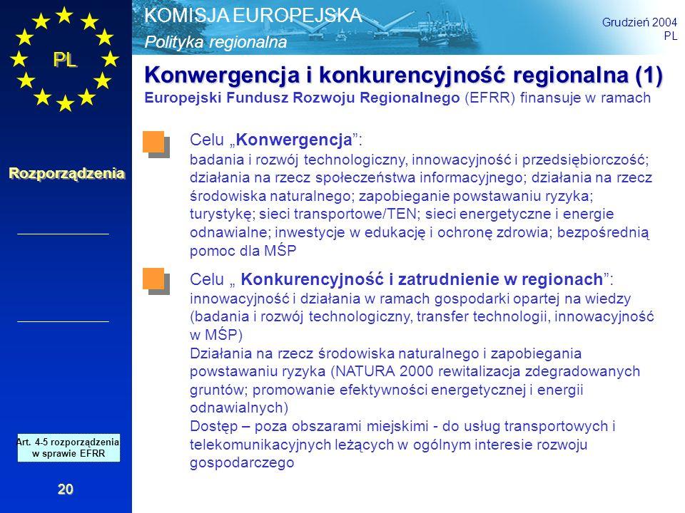 Konwergencja i konkurencyjność regionalna (1)
