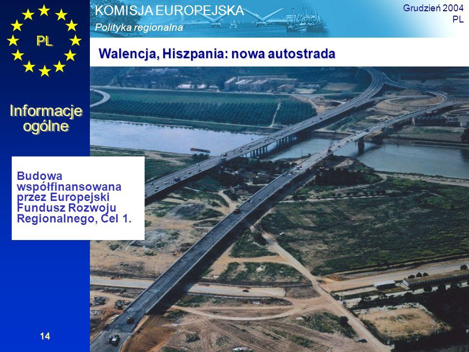 Walencja, Hiszpania: nowa autostrada