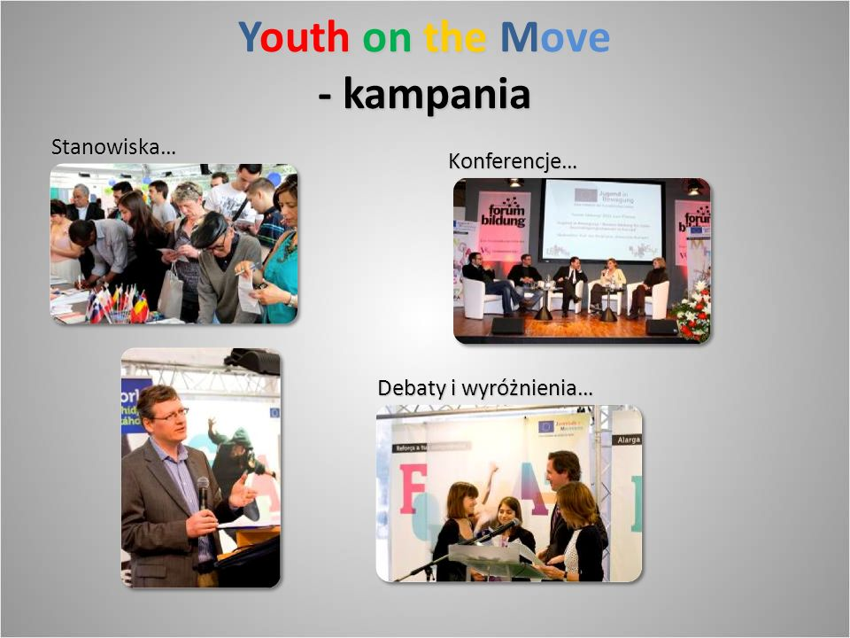 Youth on the Move - kampania