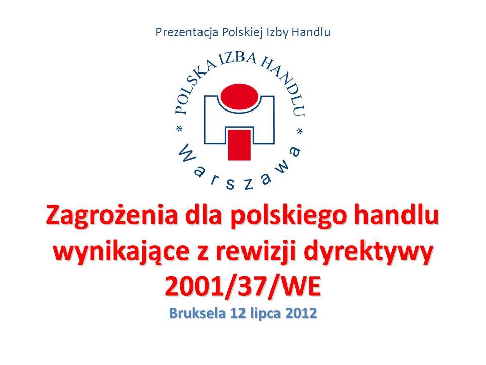 Zagrożenia dla polskiego handlu