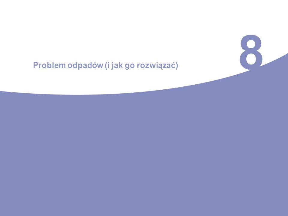 8 Problem odpadów (i jak go rozwiązać)