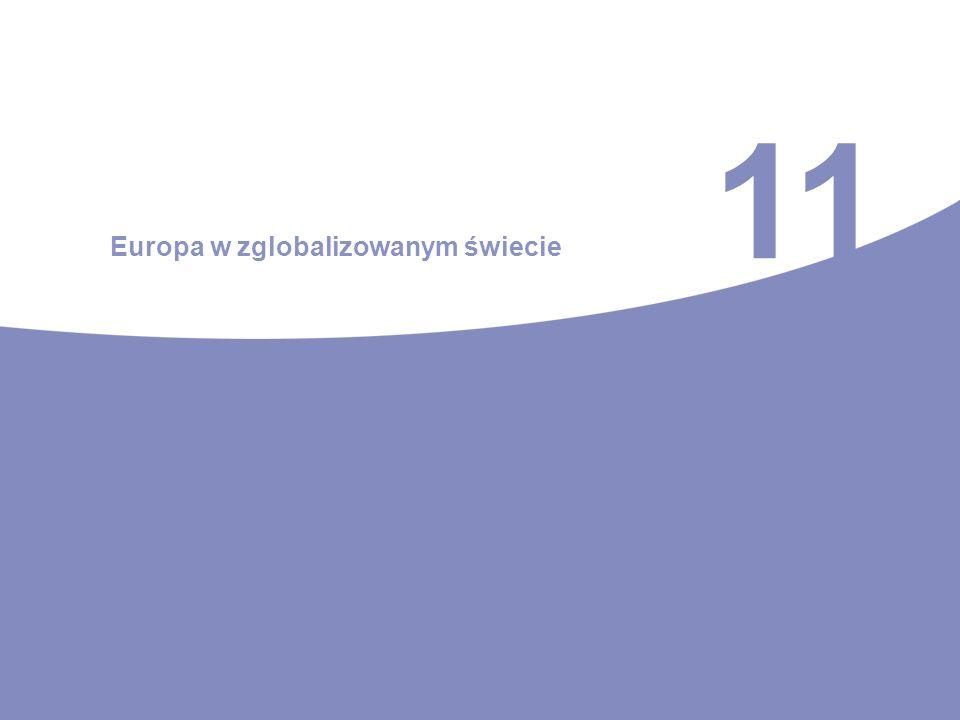 11 Europa w zglobalizowanym świecie