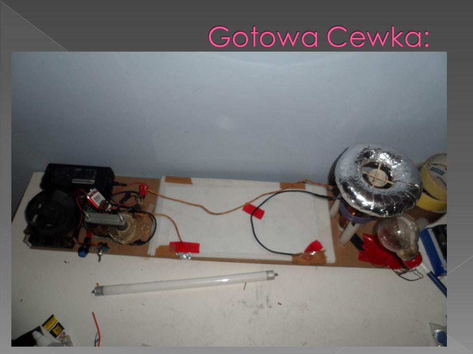 Gotowa Cewka:
