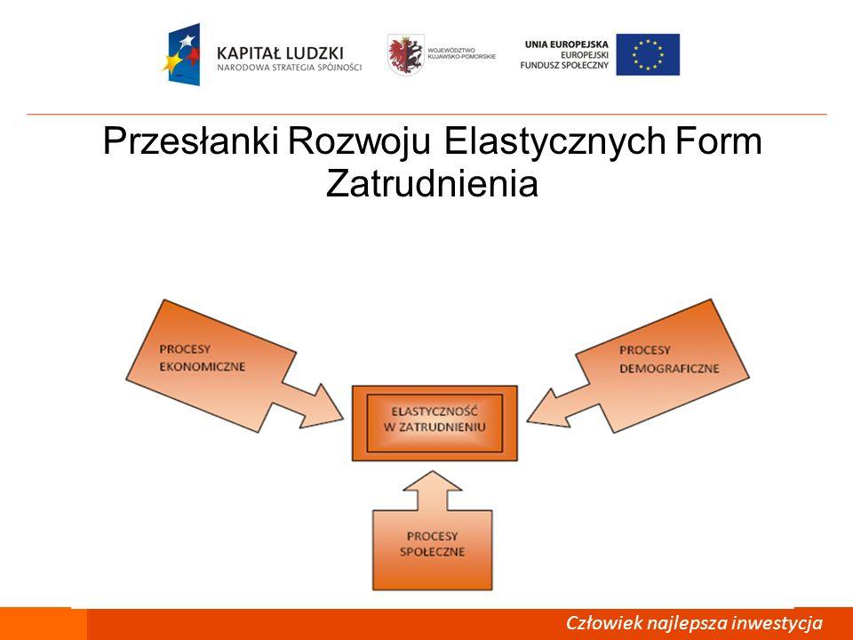 Przesłanki Rozwoju Elastycznych Form Zatrudnienia