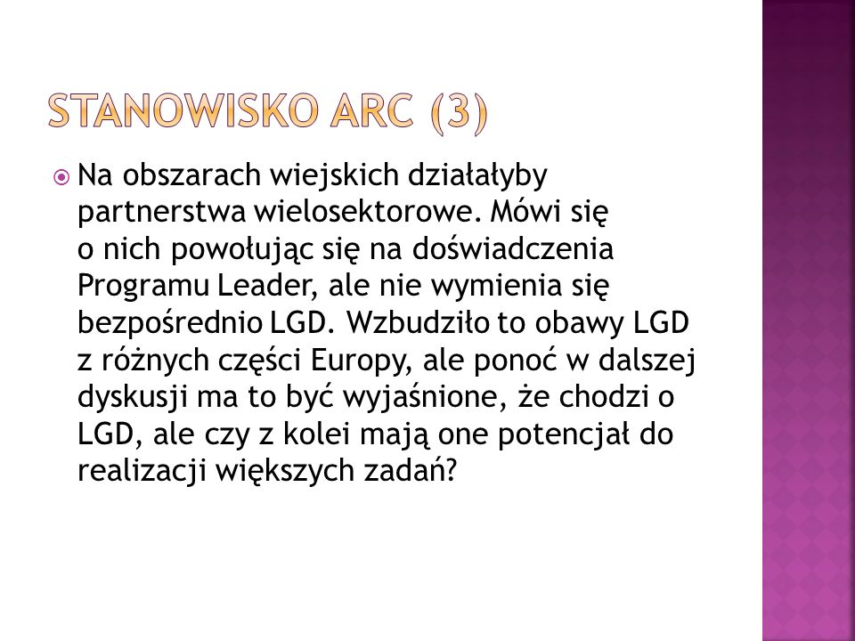 Stanowisko ARC (3)