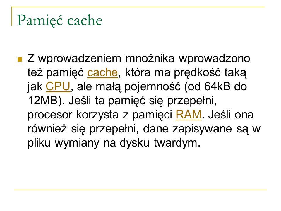 Pamięć cache