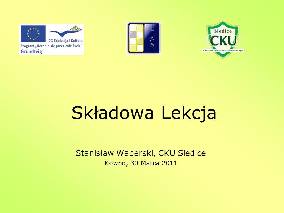 Stanisław Waberski, CKU Siedlce Kowno, 30 Marca 2011