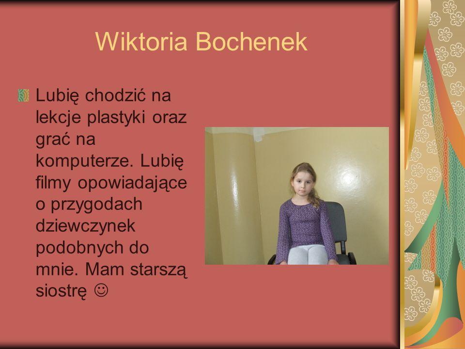 Wiktoria Bochenek