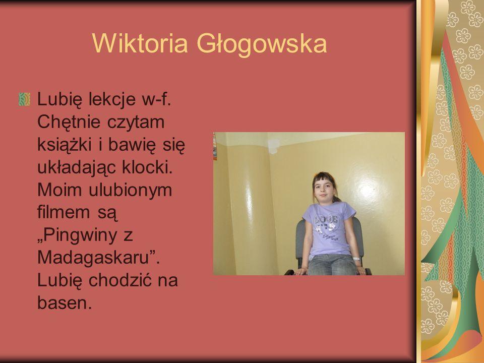 Wiktoria Głogowska