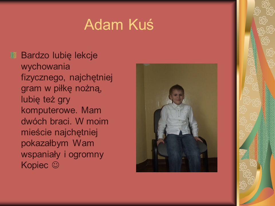 Adam Kuś