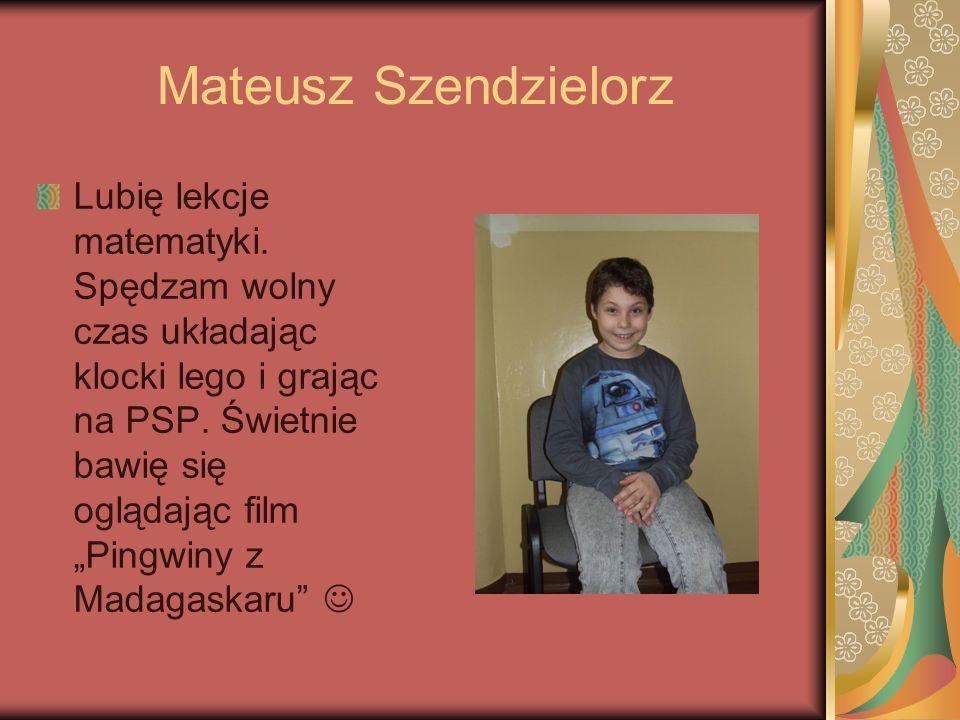 Mateusz Szendzielorz