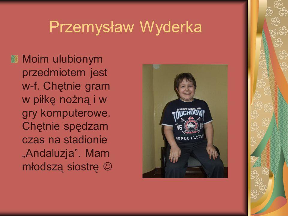 Przemysław Wyderka