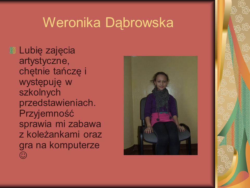 Weronika Dąbrowska
