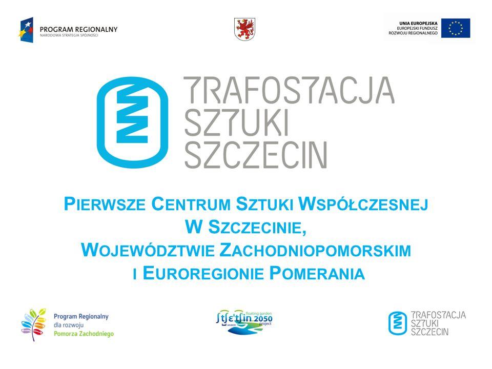 Pierwsze Centrum Sztuki Współczesnej W Szczecinie,