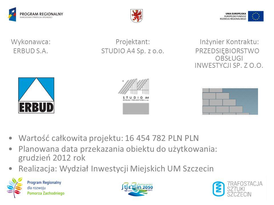 Wartość całkowita projektu: 16 454 782 PLN PLN