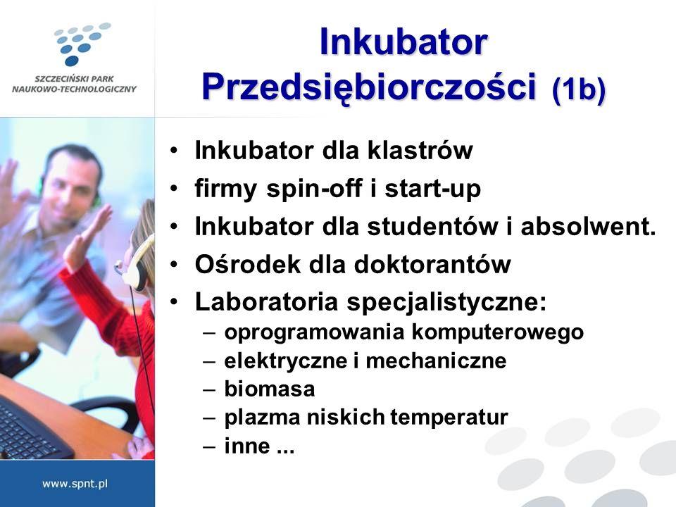 Inkubator Przedsiębiorczości (1b)
