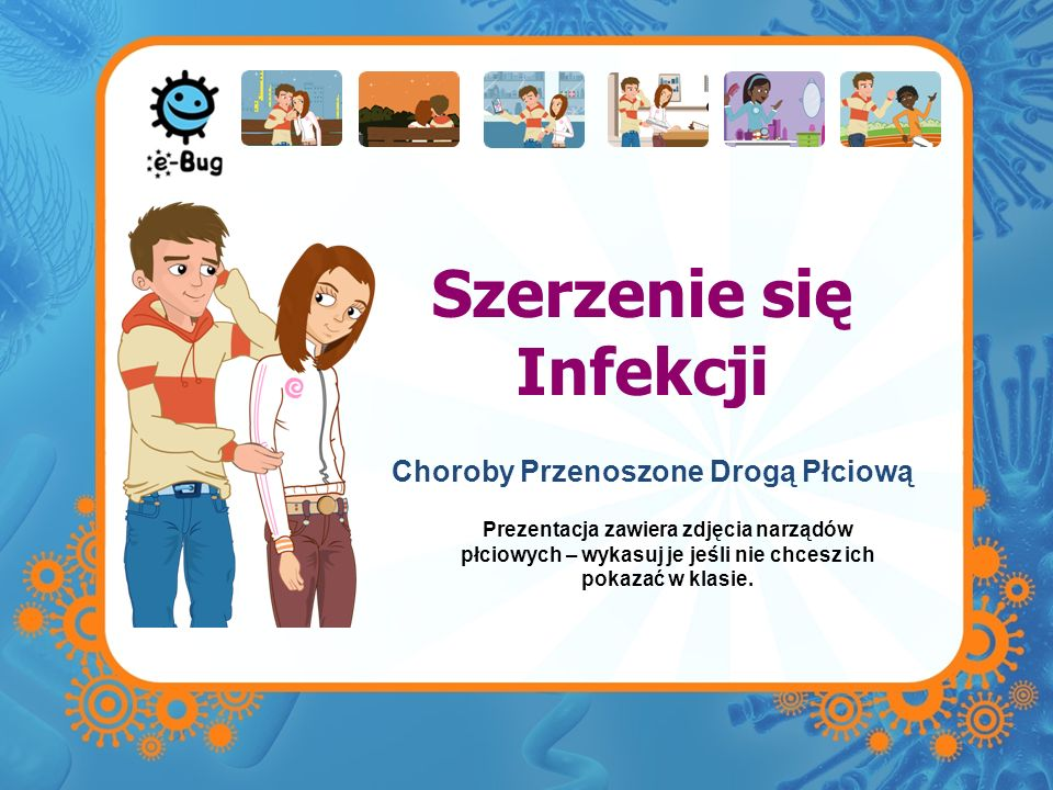 Szerzenie się Infekcji