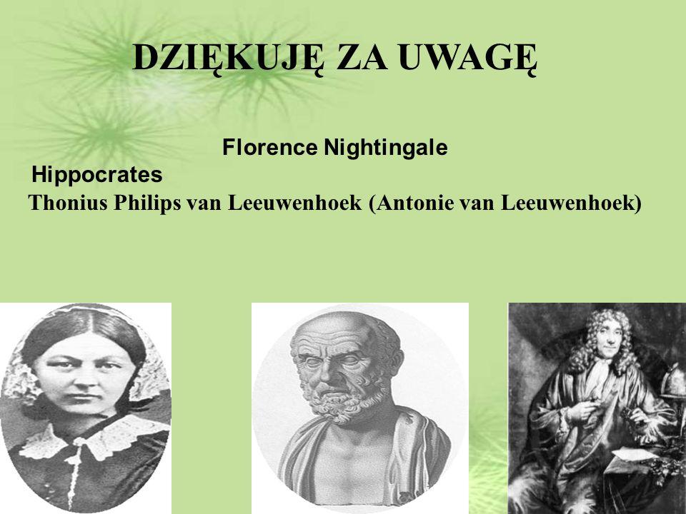 Thonius Philips van Leeuwenhoek (Antonie van Leeuwenhoek)