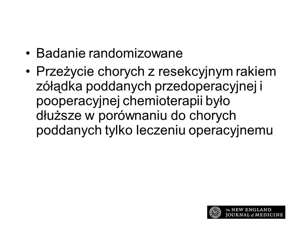 Badanie randomizowane