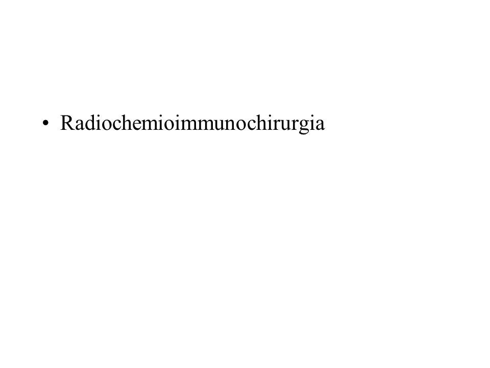 Radiochemioimmunochirurgia