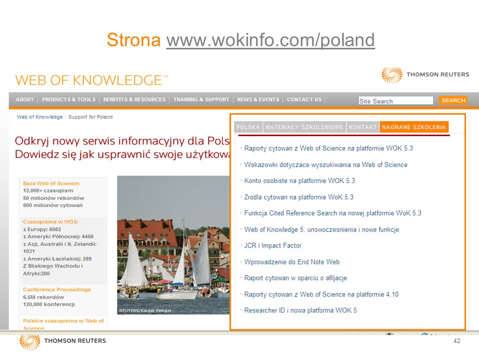 Strona www.wokinfo.com/poland